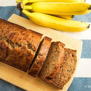 Healthy Banana Bread Coconut Oil Recipes