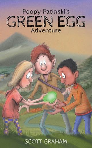 Poopy Patinski's Green Egg Adventure