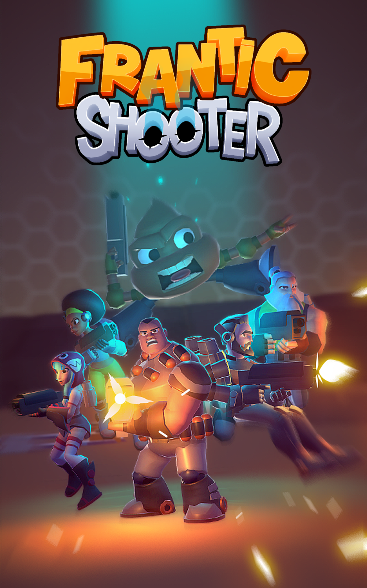 Frantic Shooter screenshot #6