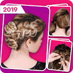 Latest Hairstyles Step by Step: Long, Short Hair 1.1
