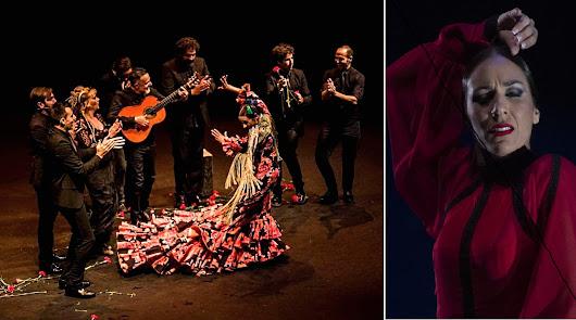 """""""En esta, mi cuarta Bienal de Flamenco, con 'Oro Sobre Azul' fue impresionante"""""""