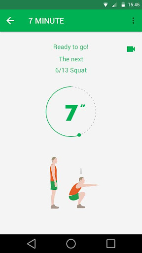 7 Minute Workout Pro  screenshots 6