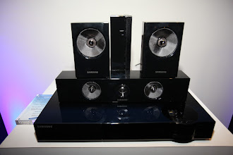 Photo: New HTS announced at Samsung Audio launch event in NYC.   http://www.samsung.com/us