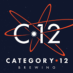 Logo of Category 12 Disruption Black IPA
