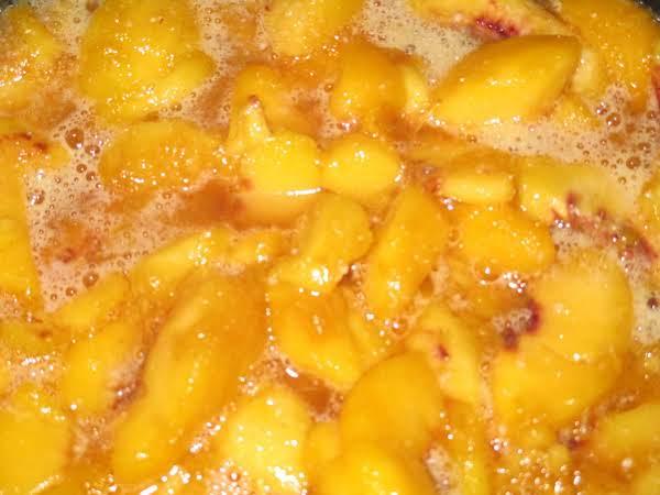 Peach Pie Filling Recipe