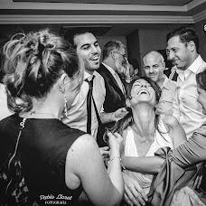 Wedding photographer Pablo Lloret (lloret). Photo of 12.05.2017
