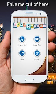 Funny Fake Call – Fake SMS App Download For Android 1