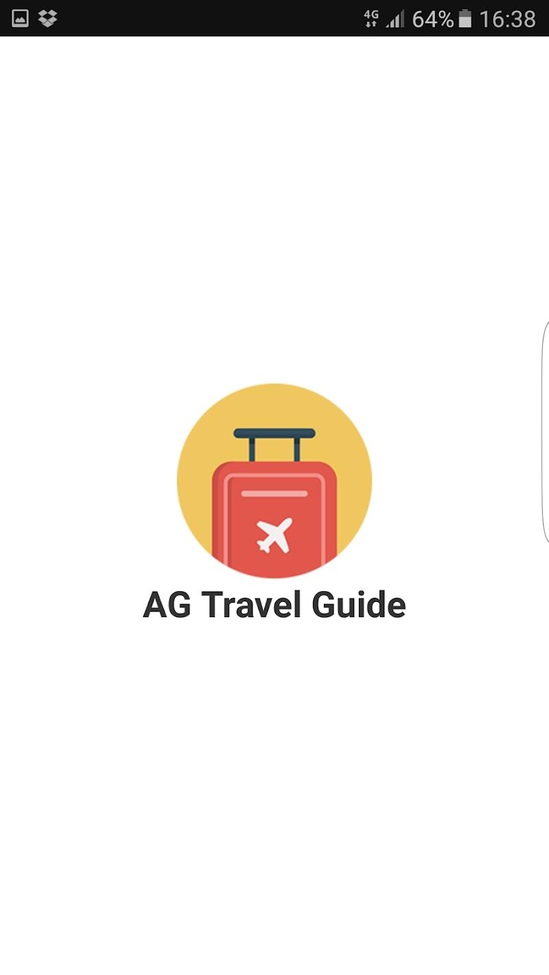 Скриншот AG Travel Guide