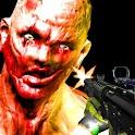 disparar zombies juego en 3D icon