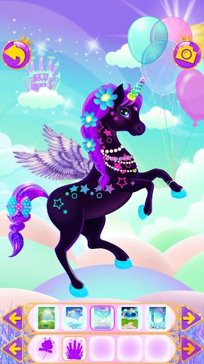 Unicorn Dress Up - Girls Games 1.0.4 screenshots 11