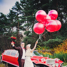 Wedding photographer Larisa Kozlova (lurka). Photo of 23.11.2013