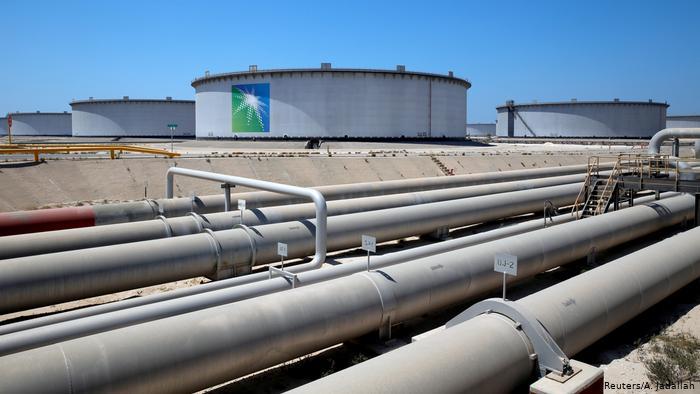 Saudi's oil pipelines