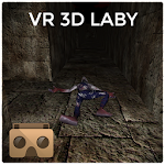 VR 3D Labyrinth for Cardboard Icon