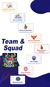 IPL Live cricket 2020 : Live Streaming & Score App 2