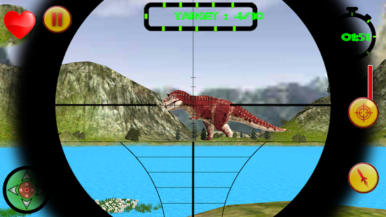 Download Dinosaur Games Deadly Dino Attack 3D APK latest