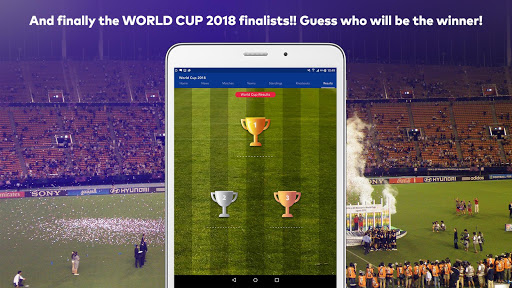 World Cup 2018 in Russia - Live Score, Match, News 6.0 screenshots 14