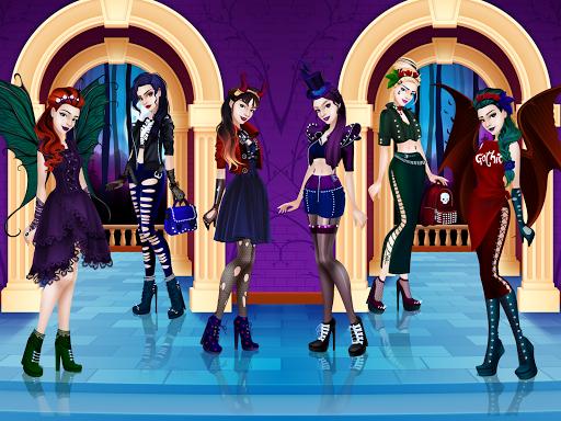 Gothic Dress Up 1.2.2 com.gamesforgirlsfree.gothic apkmod.id 4