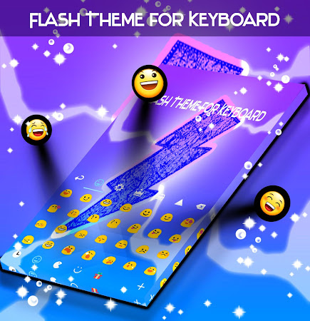 Flash Theme for Keyboard 1.181.1.12 screenshot 2092256