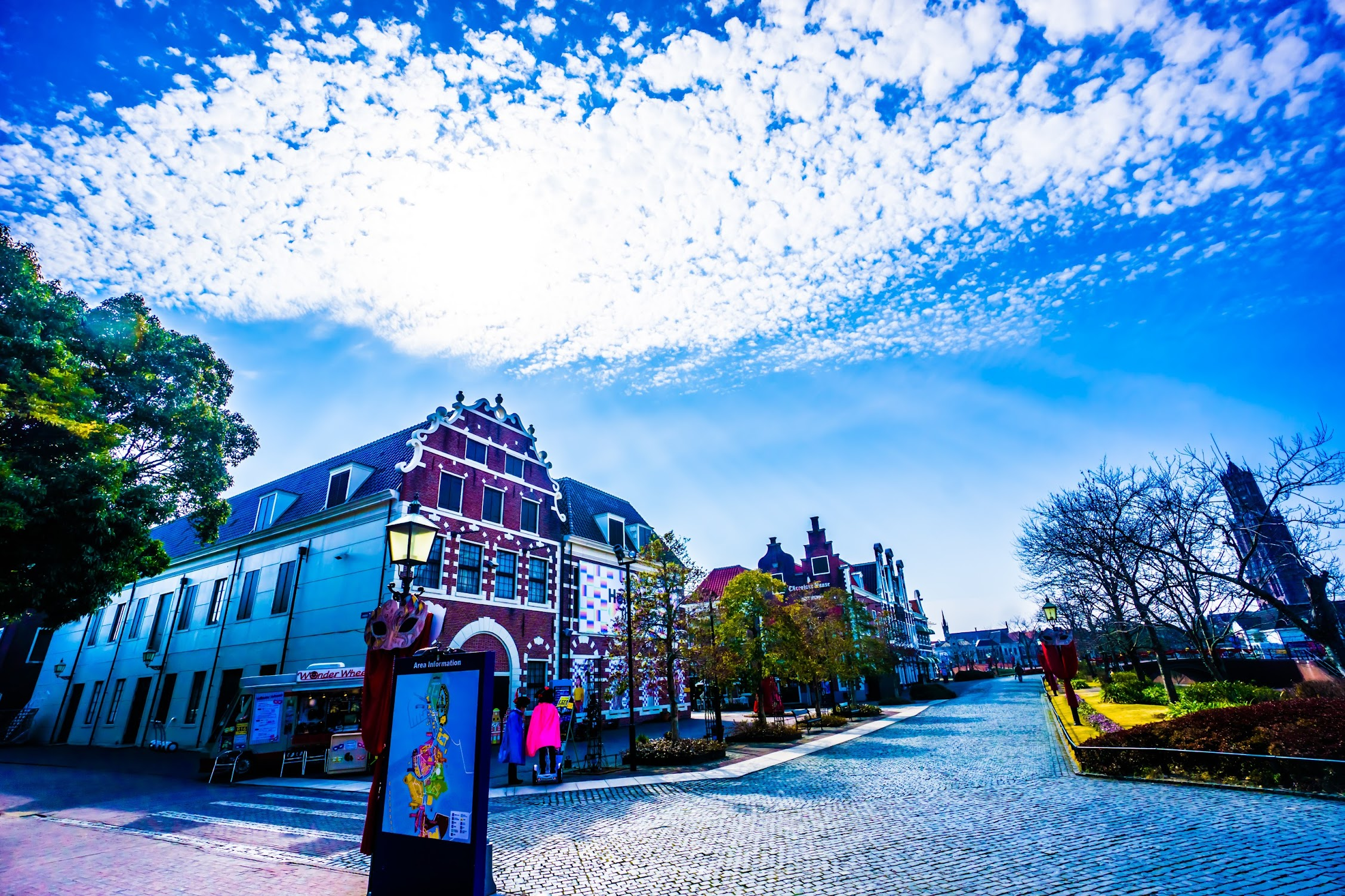 Huis Ten Bosch Attraction Town1