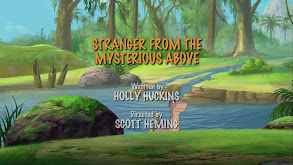 Stranger From the Mysterious Above thumbnail