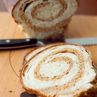 Swirled Yeast Bread.
