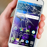Crack your Mobile Screen prank