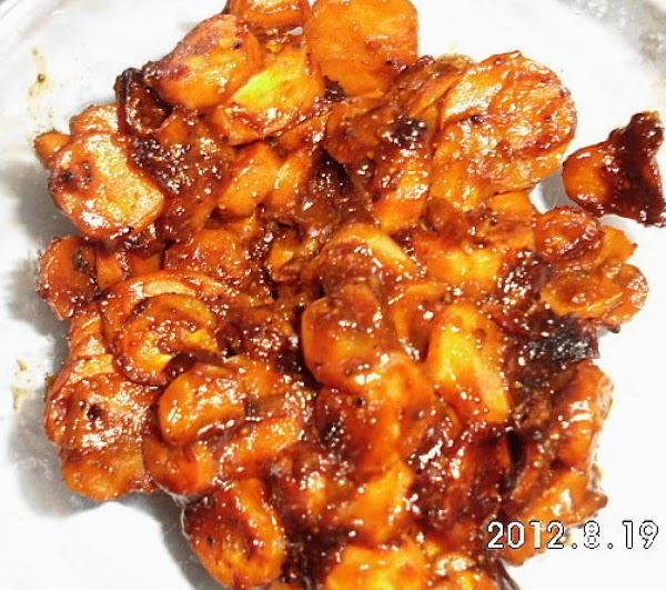 Bbq Carrots Recipe