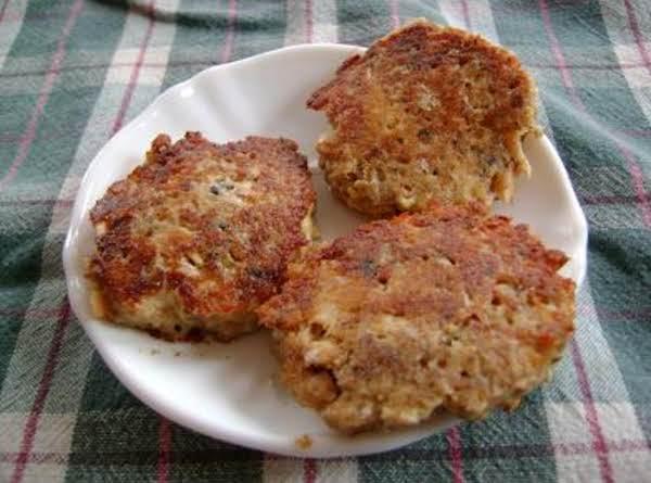 Salmon  Croquettes Recipe