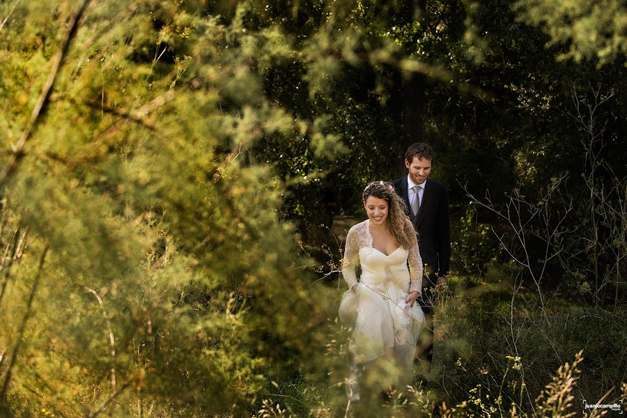 Fotógrafo de bodas Juanjo Campillo (juanjocampillo). Foto del 31.10.2017
