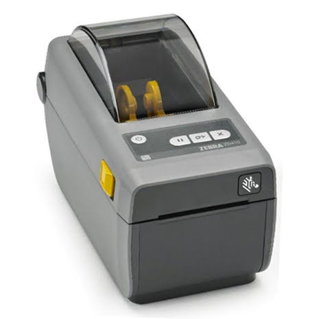 ZD410, USB, Bluetooth, LAN