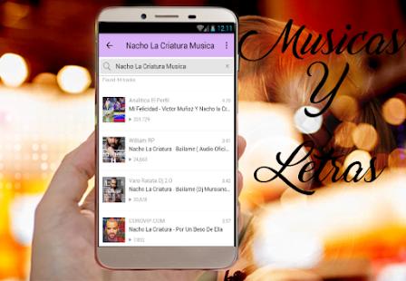 Nacho La Criatura Musica Happy Happy - náhled