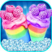 Game Rainbow Smoothie Maker && Icecream Milkshake APK for Windows Phone