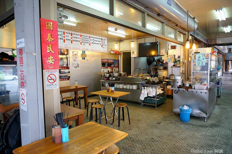 台南蘇無刺虱目魚店,中華夜市美食-3