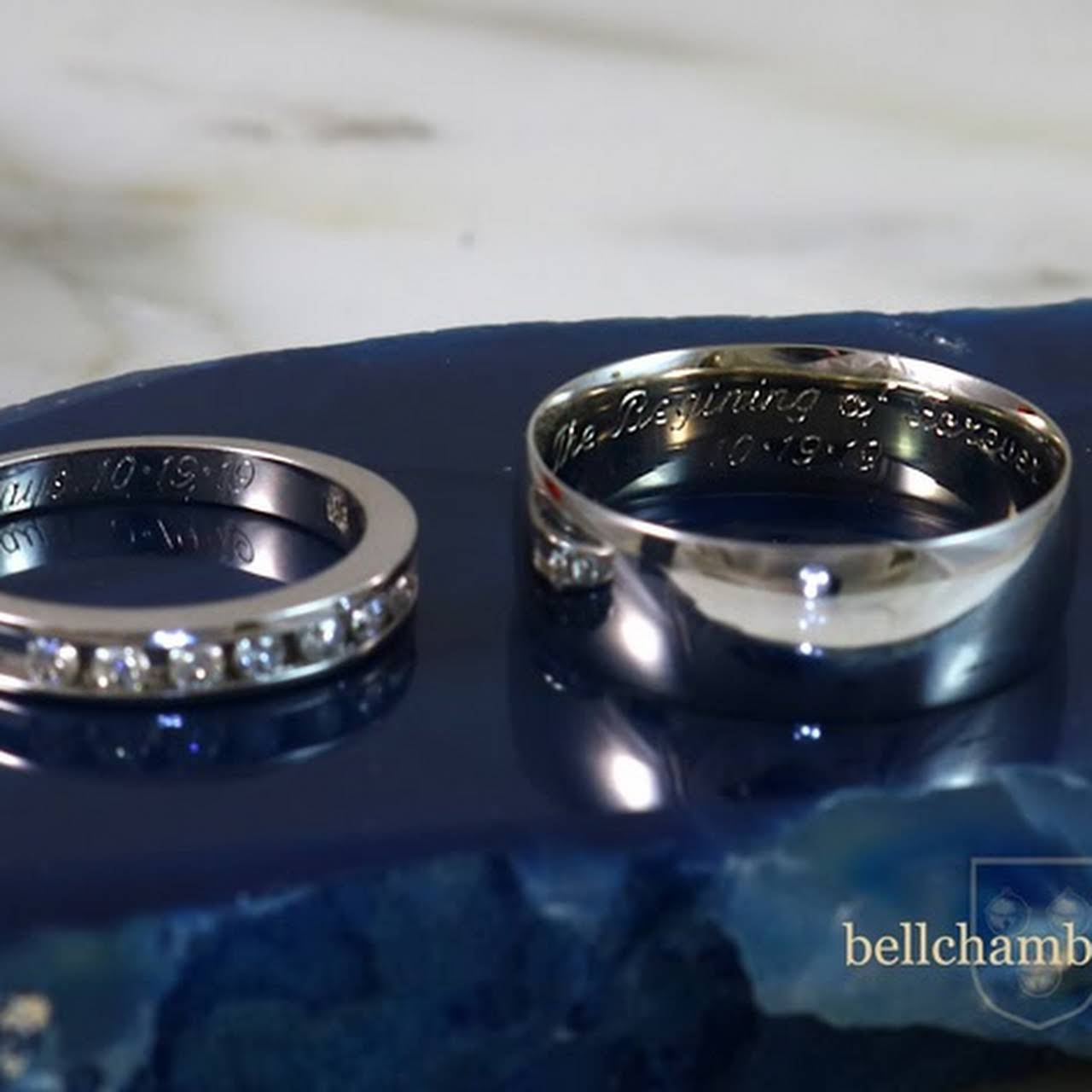 Bellchamber Custom Goldsmith - Masterwork Jewellery and