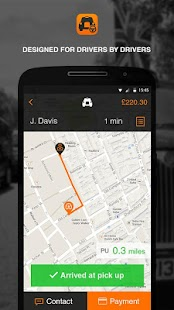 cabapp driver- screenshot thumbnail