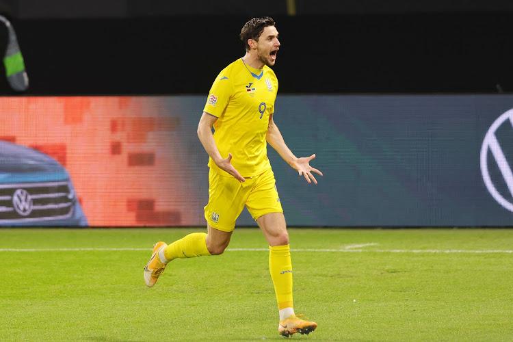 🎥 L'Ukraine de Roman Yaremchuk s'est fait peur, mais s'offre une première victoire