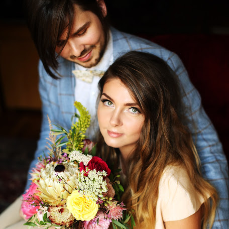Wedding photographer Anka Nagayceva (Nyaa). Photo of 17.09.2015