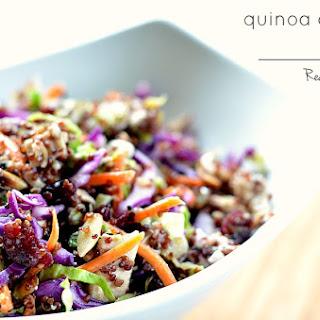 Quinoa Chicken Stir Fry.