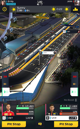 F1 Manager screenshot 6