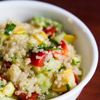 Napa Valley Quinoa Salad