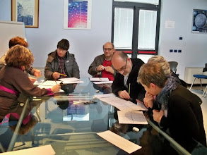 Photo: Workshop in Perugia