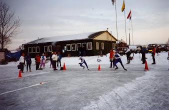 Photo: Kortebaanwedstrijden  1991