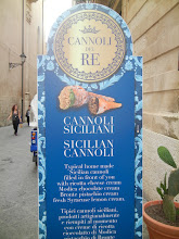 Photo: And like every place else we visited in Sicily, Siracusa had cannoli. Yay!