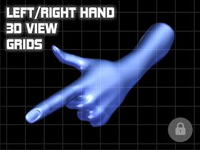 Hand Draw 3D Pose Tool FREE - screenshot thumbnail 23