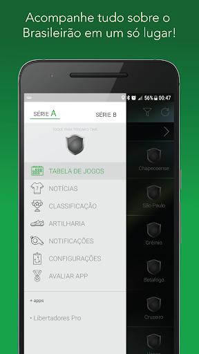 Brasileiru00e3o Pro 2019 - Su00e9rie A e B 2.27.0.0 screenshots 1