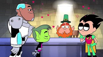 The Teen Titans Go Easter Holiday Classic