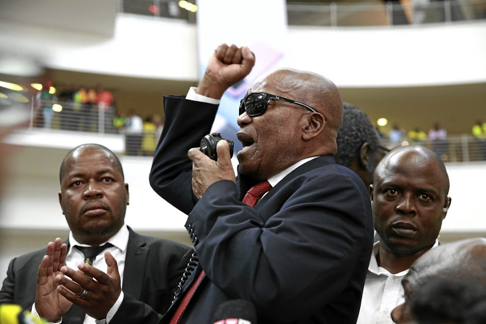 'I have never been scared of jail': Zuma puts on brave face on Cuba return - TimesLIVE
