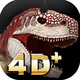 Dino Park 4D+