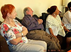 Photo: Heather, Shim, Perla & A cut off Frida!!!