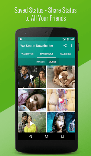 google play store share chat app